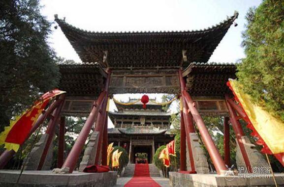 解州关帝庙旅游