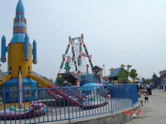 吴江格林乡村公园,游乐场