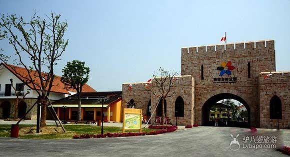 吴江格林乡村公园拓展基地