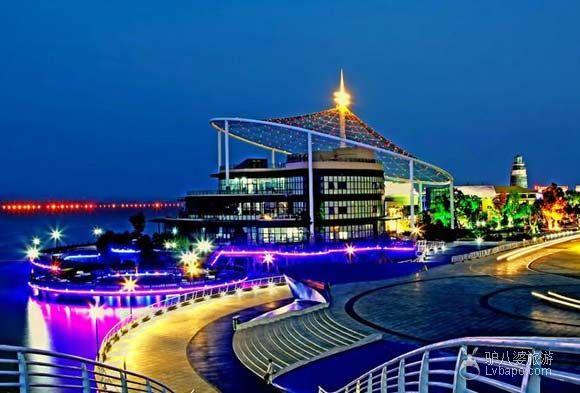 太湖乐园夜景