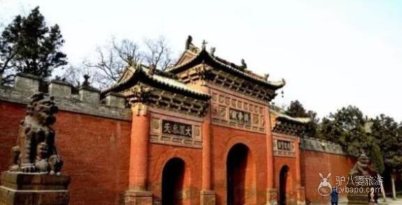 解州关帝庙图片