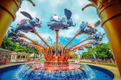 上海迪士尼乐园景点介绍