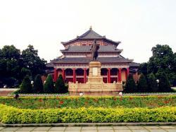 中山纪念堂景点介绍