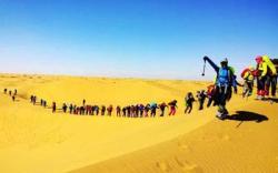 库布齐沙漠景点介绍