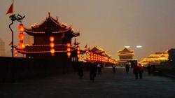 西安古城墙景点介绍