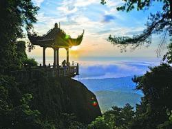 桂平西山景点介绍
