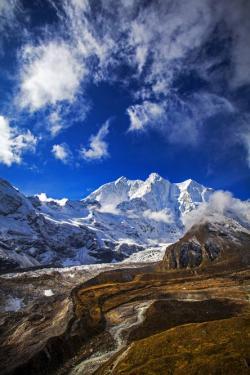 珠穆朗玛峰景点介绍