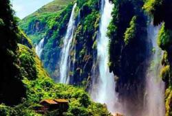 丹河峡谷景点介绍