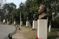 歌乐山烈士陵园景点介绍