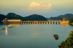 西津湖景点介绍