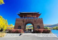 中国林都木雕园景点介绍