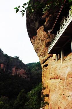 方岩景点介绍