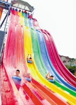 深圳欢乐谷景点介绍