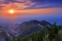 骊山国家森林公园景点介绍