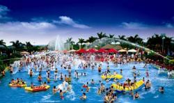 加勒比水世界景点介绍