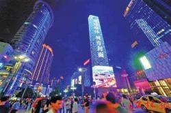 观音桥商圈都市景点介绍