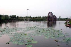 绥棱林业局生态文化旅游景区